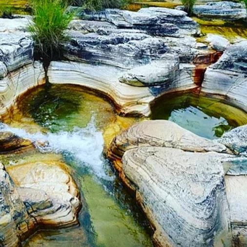 Piscinas Cachoeira Capivara